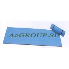 Коврик Однослойный 7-8 мм с махровой тканью