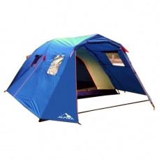 Палатка туристическая  ALPIKA Montana-4 четырехместная