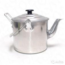 Чайник костровой ecos Camp-S4 алюминиевый