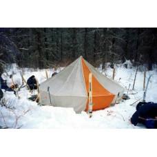 Палатка зима