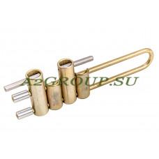 Спусковое устройство Решетка сталь 2-х стопорная