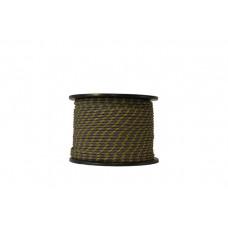 Шнур полипропиленовый плетёный 8 мм 24 пр. с сердечником