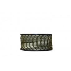 Канат полипропиленовый плетёный 10 мм 16 пр.