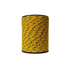 Канат полипропиленовый плетёный 18 мм 8 пр. с сердечником